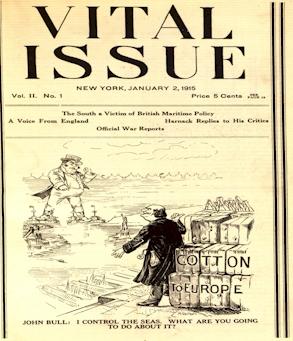 British trade deals during World War I