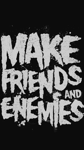 Make_friends_and_enemies_by_Libelinha77