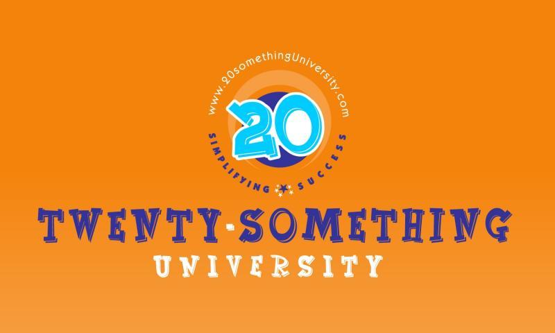 www.20somethinguniversity.com/  a social networking site