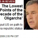 The lowest points in the decade of the oligarchs. Worse is yet to come?