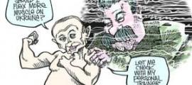 O'Keefe cartoon capture reality