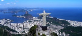 A unique perspective on Rio de Janeiro during Rio +20 Earth Summit